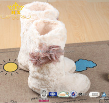 wholesale kids pretty comfortable indoor slippers boots