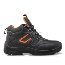 fashion leather safety shoes\new product\best selling safety shoes