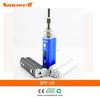 Smowell 2015 DPV-50 box mod e cig king mod clone free sample e cig with factory price