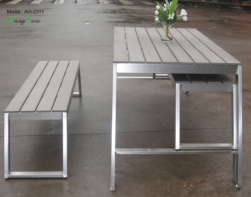 Triumph Popular Outdoor Table And Chair Set Patio