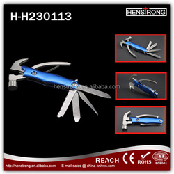 China Manufacturer Wholesale Hand Tools Chipping Hammer,Multi Tool with Hammer,Best Claw Safety Hammer