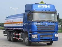 20cbm lourd pétrolier camion camion - citerne camion SHACMAN camion algérie