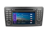 android 4.4.4 car dvd player for Mercedes R W251 R280 R300 R320 R350 R500 1024*600 1G+16G WS-8824