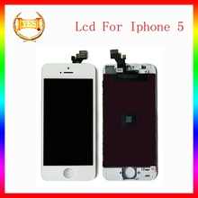 for iphone 5 lcd digitizer + assembly
