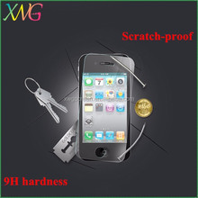 Wholesale new top 9h hardness explosion proof mobile phone use tempered glass screen protector for iphone
