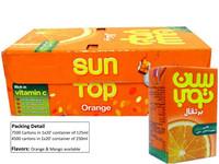 Suntop Fruit Juice (125ml & 250ml)