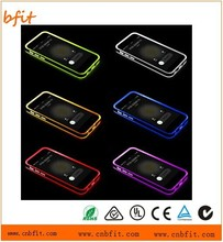 Luxury LED Flash Call light Phone Case Cover for iPhone 6 wholesale