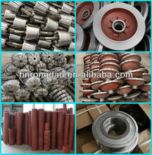 Chinese hoist motor factory supply electric motor parts
