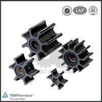 China maufacturing precision alloy cast iron parts