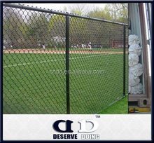 High quality galvanized used chain link fence gates(factory price )