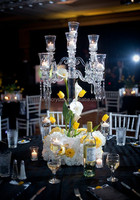 wedding flower stand decoration crystal ,wholesale tall candelabras centerpieces