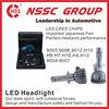 NSSC H4 conversion Cree LED Headlight Kit car LED Headlight h13