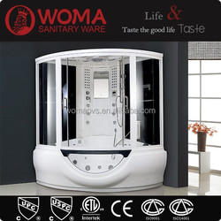 Y840 double steam room prefab adult hot massage rooms