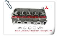 MITSUBISHI 4G13 Cylinder head MD344160 for Mitsubishi Colt/Lancer/Carisma Space star 1299cc 1.3L SOHC 16v
