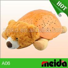A06 animal plush toys night light