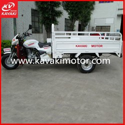 New promotion 200cc heavy load Three/ Five Wheel Motorcycle for cargo in China for Buyer