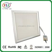 2014 hot selling tuv led flat panel light living room office led panel light 1200*600mm 600*600mm 18w led light panel glass