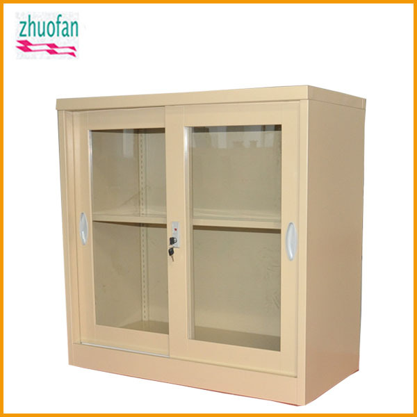 Storage Cabinet Sliding Glass Door Metal Filing Cabinet Buy Metal
