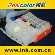 Compatible for canon CLI551 Refillable Ink Cartridge with ARC chip