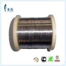 In rame nichelato basso riscaldamento resistente filo piatto cuni14( mc020)