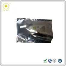 Semi transparent metallic shielding bag, plastic packing bags