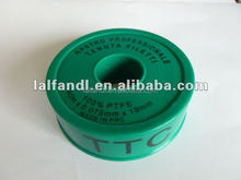 ptfe thread seal tape for PLUMBING FITTINGS, Gas Tape - PTFE Gas Tape, PTFE Tape for pneumatics water plumbing Gas etc