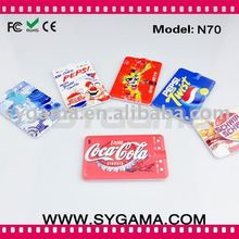 2011 creative MP3 can be advertisement tool ,Promotion Gift,Card MP3