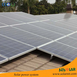 Cost effective solar panel 270W mono PV for ground mount solar panel system