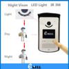 2.5mm 1.0Mega-Pixels Colorful Sensor Wireless Hidden Camera Long Range Wifi IP Hidden Doorbell Camera