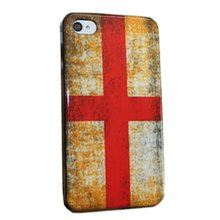 England flag imd case hard cover for iphone4 4g 4s case hard