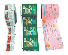 easy meals selling improvement printed bag