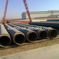 SWD buried pipelines special polyurethane anticorrosion coating