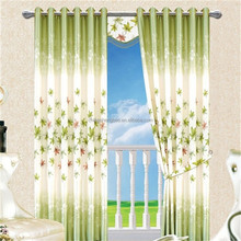 New brand name printing shower foil curtain