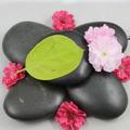 jade piedra caliente masajeadores vibrante masaje respaldo masaje del cuerpo