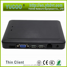 China Computer Terminal PC station Thin Client for Solar Computer