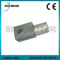 The highest quality high torque low speed 12v micro brush dc gear motor