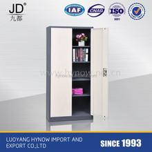 Modern design steel storage cabinet wardrobe closet