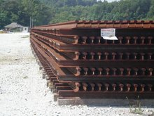 USED RAIL HMS 1 AND 2