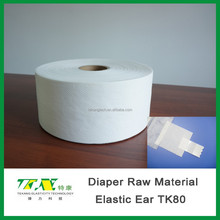 Elastic Panel raw material for baby diaper TK80