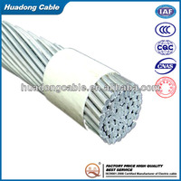 Overhead Conductores(ACSR, AAC, AAAC, ACSS/TW, ACCC, AACSR, ACAR, OPGW) Bare Conductor