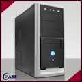 Popular no interior revestimento Atx Gaming caso computador cor de melhor qualidade