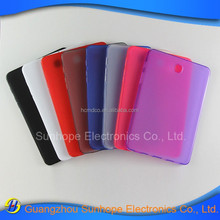 tpu case for SAMSUNG Tab S2 8.0 inch silicone tablet tpu back skin
