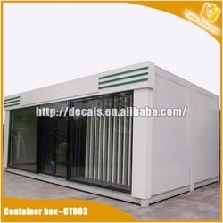 CT003-7 prefab portable container hotel