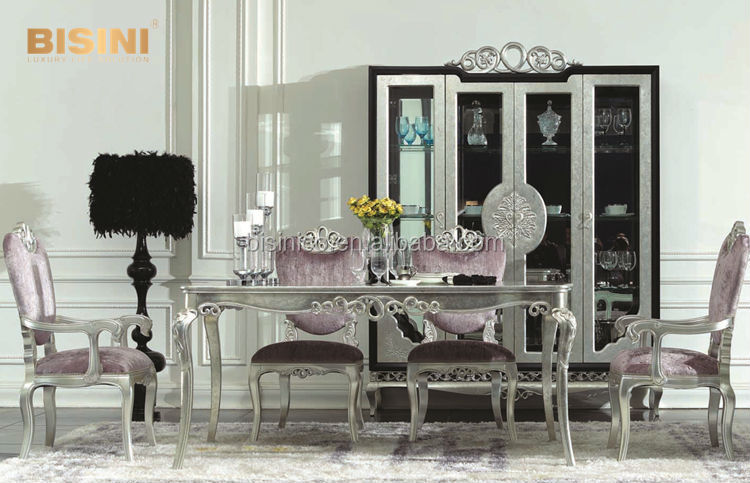 European Style Victoria Dining Room Furniture. 00 06_ ...