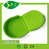 Factory Wholesale Promotional Gift Mini ladies silicone rubber bags purse wallet silicone rubber coin bags