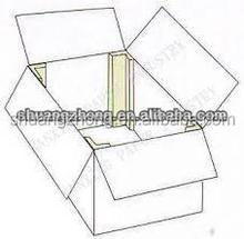 marrone carta kraft scatola angolo carta cartone angolo protettore cina fabbrica direttamente