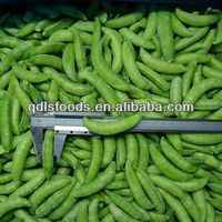 High quality HOT IQF frozen sugar snap peas