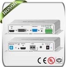 ITC TS-9507AT 300 Meters VGA DVI HDMI Fiber Optical Transmitter for Extender