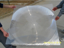 Best price HW-F1000-5 1000*1000mm Plastic Material Large magnifying glass