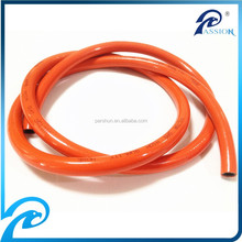 Color Orange LPG Gas PVC Pipe for Cooking